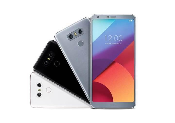 LG G6 ön siparişleri Güney Kore'de 400 bine ulaştı