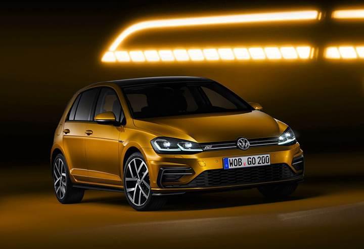 2017 model Volkswagen Golf'ün Türkiye fiyatları belli oldu