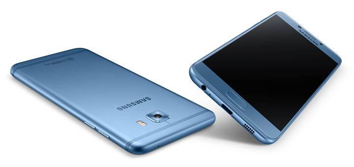 Samsung Galaxy C5 Pro sessiz sedasız resmiyet kazandı