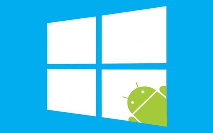 Android, işletim sistemi pazarında Windows'u geçmek üzere