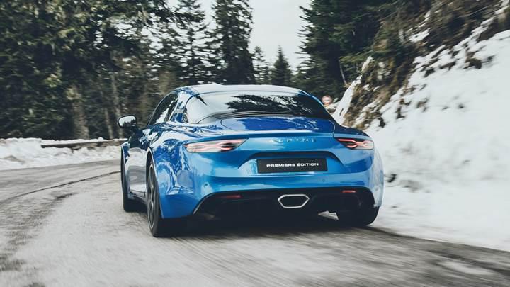 Alpine geri döndü! Karşınızda yeni Alpine A110