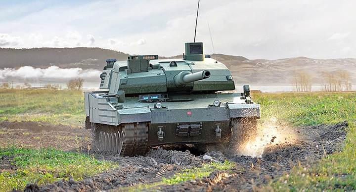 Altay Tankı'nda hedef 2020: ilk yıl 15 sonrasında 20 tank