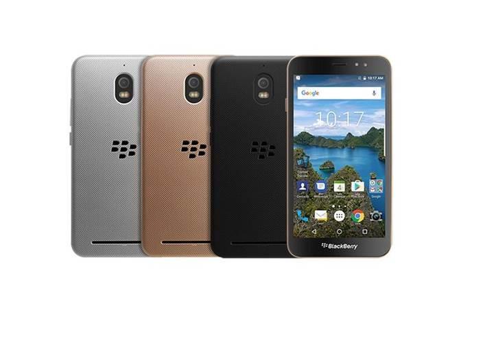 BlackBerry Aurora tanıtıldı