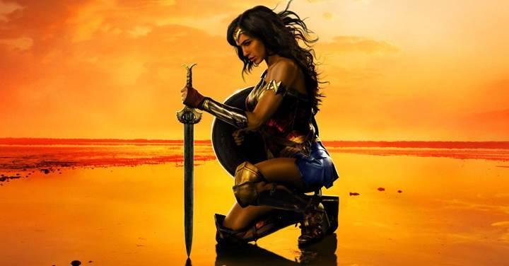 Wonder Woman'ın yeni fragmanı yayımlandı