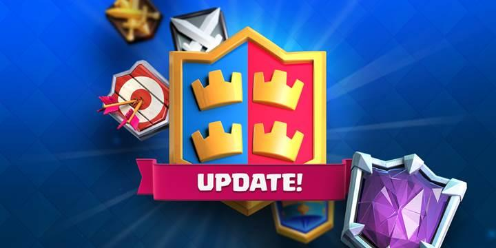 Clash Royale için yeni güncelleme yayınlandı