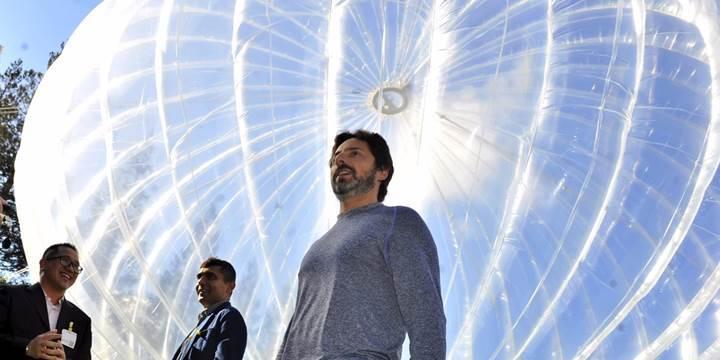 Google'ın ''internet sağlayan balonlar'' projesinin CEO'su istifa etti