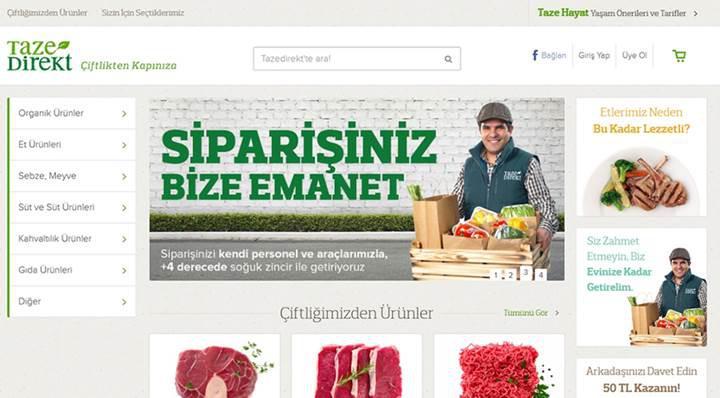 Migros'un satın aldığı organik ürün satışı yapan Tazedirekt geri dönüyor
