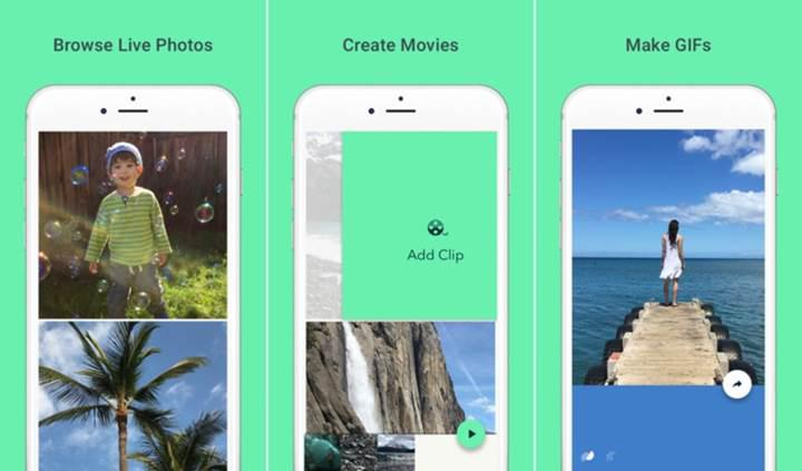 Google Motion Stills, Live Photos'un bir sorununa daha çözüm sunuyor