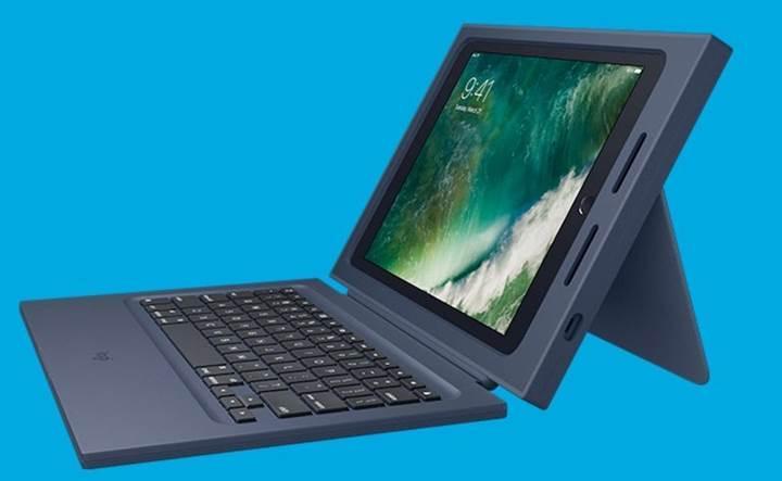 Logitech'den yeni iPad için kombo kılıf