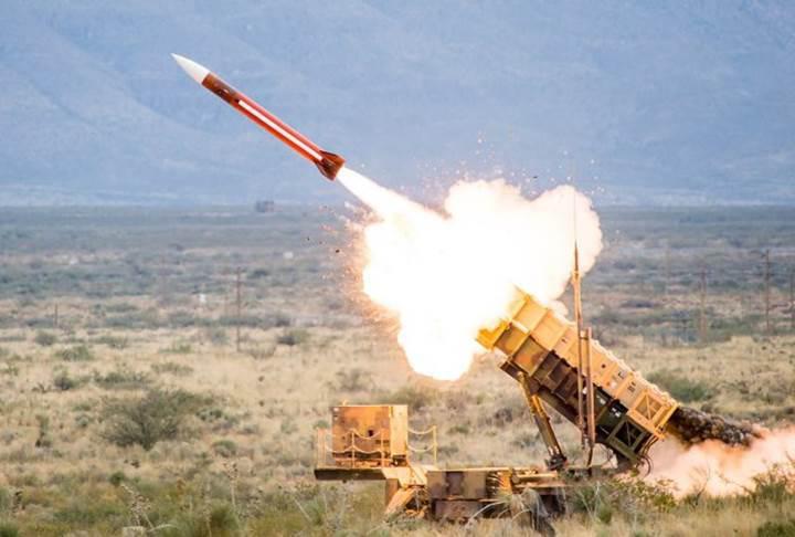 3 Milyon dolarlık patriot füzesi ile drone vuruldu