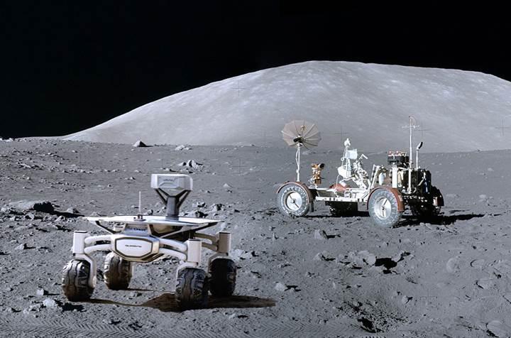 Alman mühendisler tarih yazmaya geliyor: 2018'de Ay'a uzay aracı indirecekler