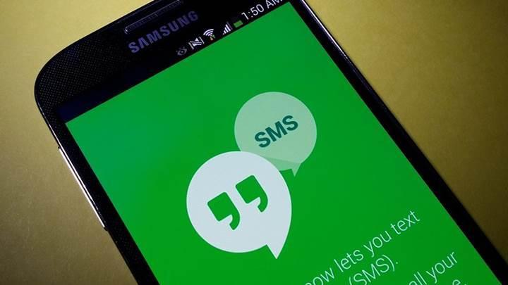 Hangouts'un SMS desteği kaldırılıyor!