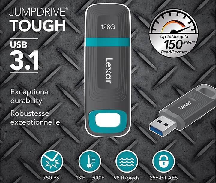 Lexar'dan dayanıklılık odaklı flash bellekler