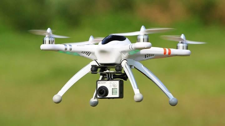 ABD'de kayıtlı drone sayısı uçakları ikiye katladı