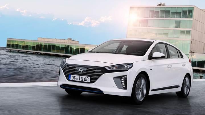 Hyundai'den elektrikli otomobil atağı