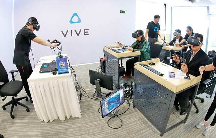 HTC Vive eğitim sektörüne de damgasını vuracak