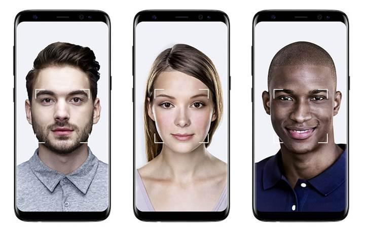 Galaxy S8'in Yüz Tanıma teknolojisi bir fotoğrafla aşılabiliyor