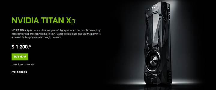 Nvidia Titan Xp: Dünyanın en güçlü ekran kartı ile tanışın