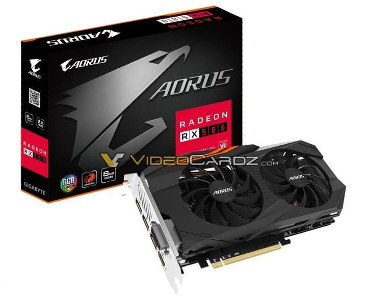 Özelleştirilmiş AMD Radeon RX 500 ekran kartları ufukta göründü