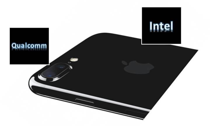 Qualcomm'dan Apple'a karşı dava