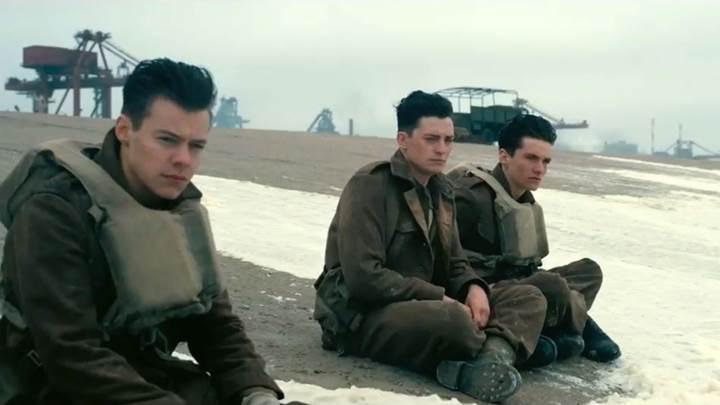 Christopher Nolan'ın yeni filmi Dunkirk'ün fragmanı yayınlandı
