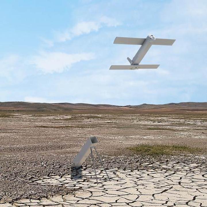 Türkiye'nin ilk milli kamikaze droneları tanıtıldı