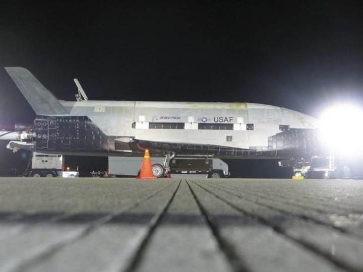 Yörüngede 718 gün geçiren uzay aracı geri döndü