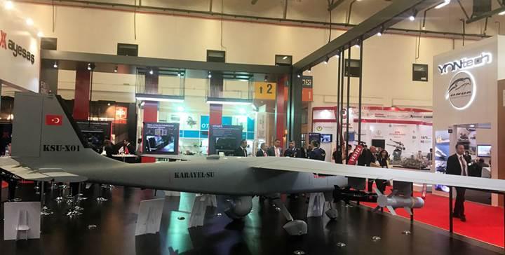 Vestel'den yeni insansız hava aracı: Karayel – SU
