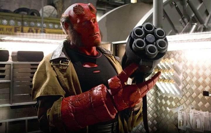 Yeni Hellboy filmi için hazırlıklara başlandı