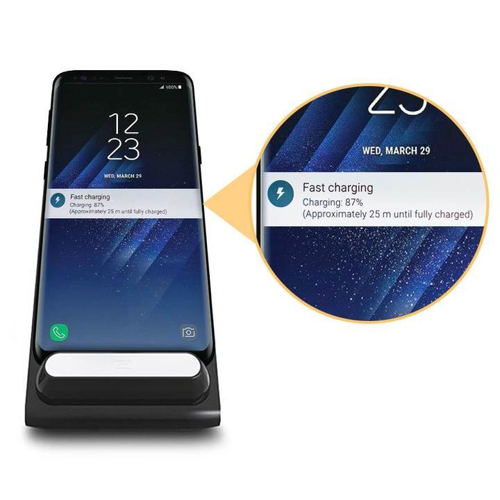 Samsung Galaxy S8 serisi sadece ekran kapalı iken hızlı şarj oluyor