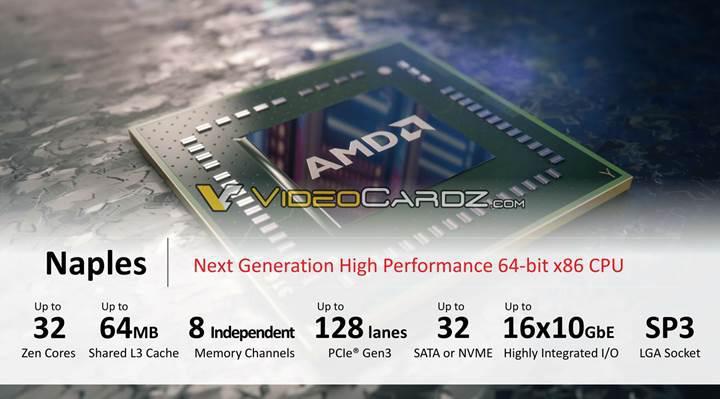 AMD Yıldız Gemisi: 48 çekirdekli canavar