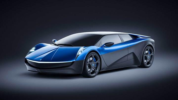 Elextra'nın elektrikli 4 kapılı süper otomobili 600 km menzile sahip olacak