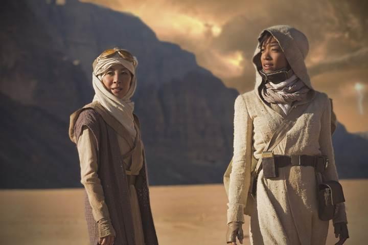 Star Trek: Discovery'nin ilk fragmanı yayınlandı