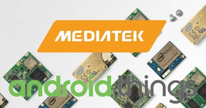 MediaTek'ten Google Assistant için özel yonga