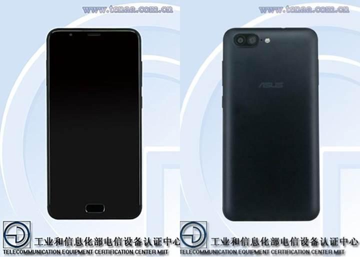 Çift kameralı yeni Asus telefonu ortaya çıktı
