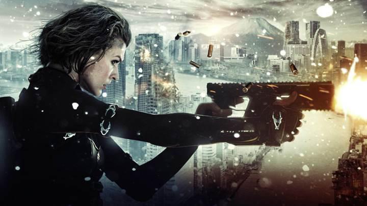 Resident Evil, 6 filmlik yeni bir seri ile geri dönüyor