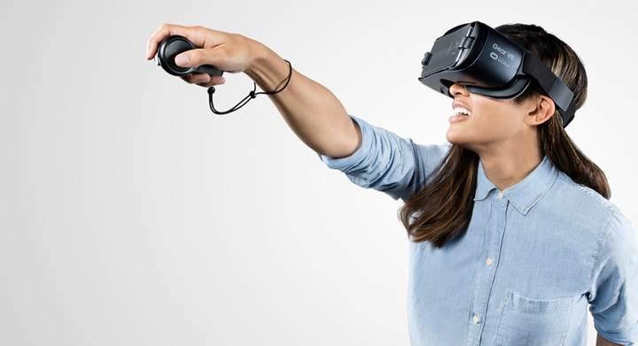 Samsung'dan VR gözlüklere yeni 4K ekran