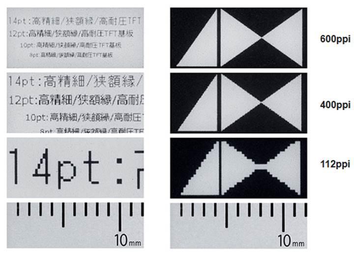 Elektronik kağıt ekranlarda piksel yoğunluğu rekoru