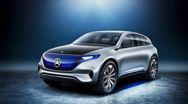 Mercedes, BMW i3'e rakip bir model hazırlıyor