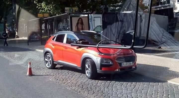 Hyundai Kona'nın resmi teaser videosu yayınlandı