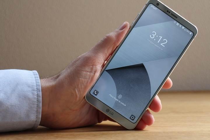 LG G7 için Snapdragon 845 çalışmaları başladı