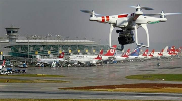 Atatürk Havalimanı üzerinde drone uçuran vatandaşa 10 ay hapis