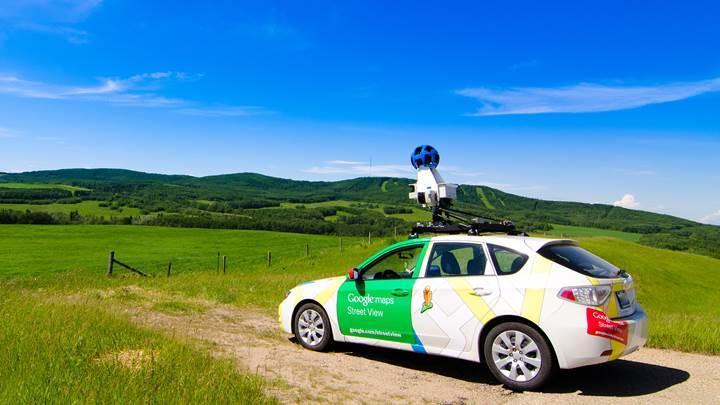 Google Street View'ın 10. yılına özel birbirinden güzel fotoğraflar paylaşıldı