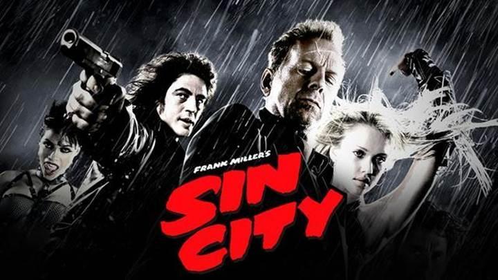 Sin City çizgi roman serisi dizi oluyor