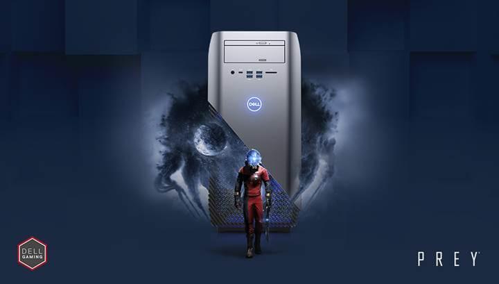 Dell ilk Inspiron oyuncu masaüstünü duyurdu
