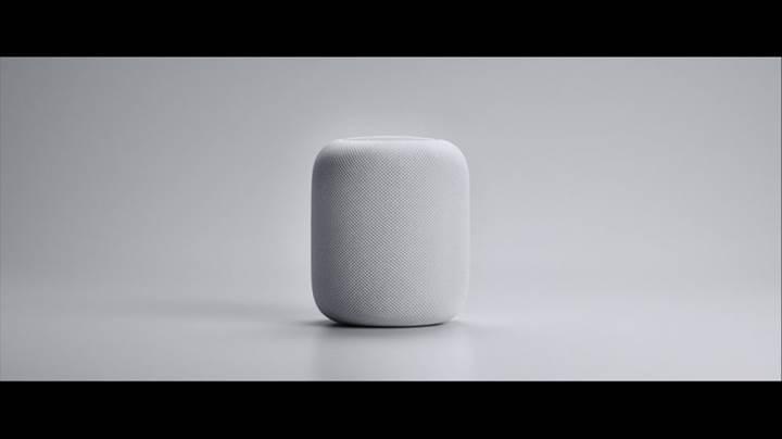 Apple'dan Siri destekli akıllı hoparlör: HomePod
