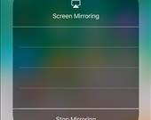 AirPlay 2 ile birlikte ekran yansıtma ekranı da elden geçirilmiş