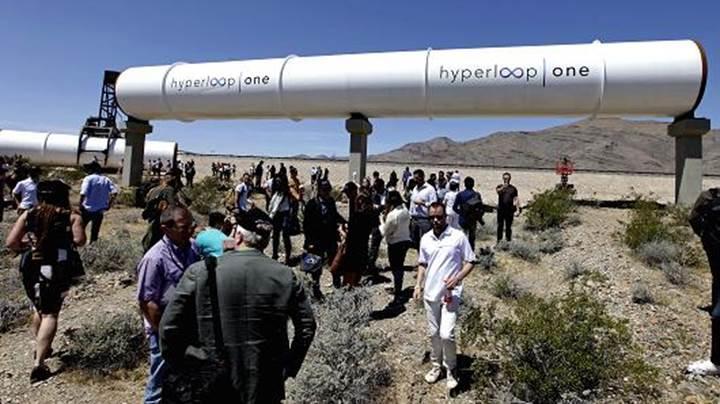 Hyperloop'un Avrupa'daki 9 aday rotası belli oldu