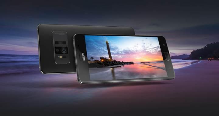 8GB RAM'li ilk telefon Asus ZenFone AR, 14 Haziran'da çıkabilir