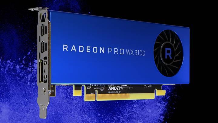 Giriş seviyesi iş istasyonları için yeni Radeon Pro çözümleri